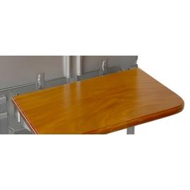 Mesas laterales de madera Baluja