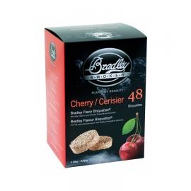 Briquetas Bradley Smoker sabor Cerezo 48