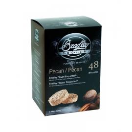 Briquetas Bradley Smoker sabor Pacana