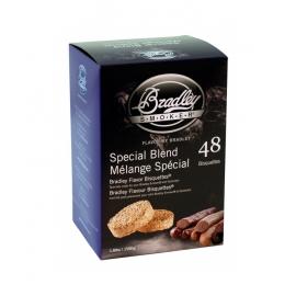Briquetas Bradley Smoker sabor Mezcla Especial