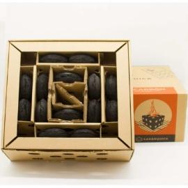 Kit de encendido ecológico para barbacoas de carbón