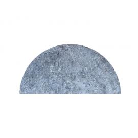 Plancha semicircular de esteatita para Kamado Joe Classic