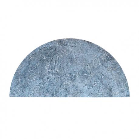 Plancha semicircular de esteatita para Kamado Joe Big Joe