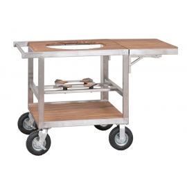 Carro buggy para kamado Monolith LeChef